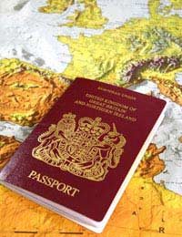 Using The Passport To Export Programme